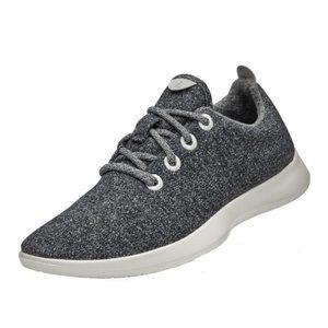 Allbirds Gray Wool Runners - women's